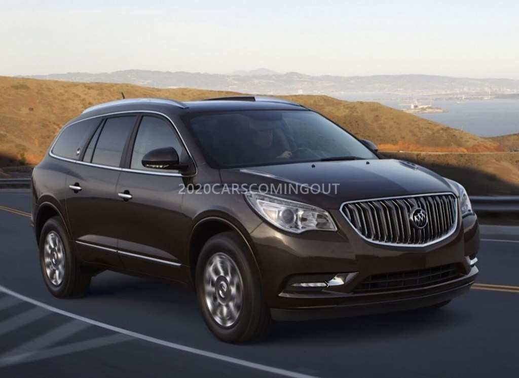64 The 2020 Buick Enclave Spy Photos Rumors