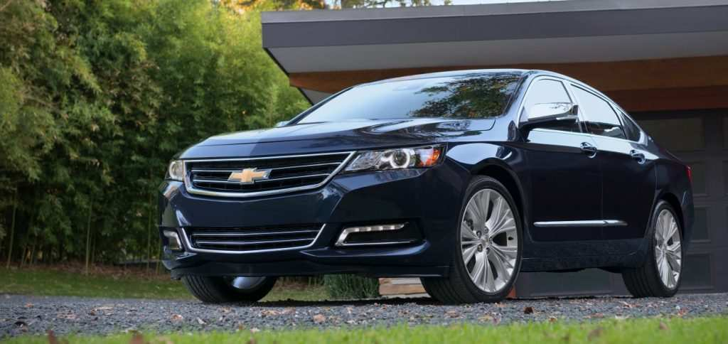 64 The 2020 Chevy Impala SS Exterior