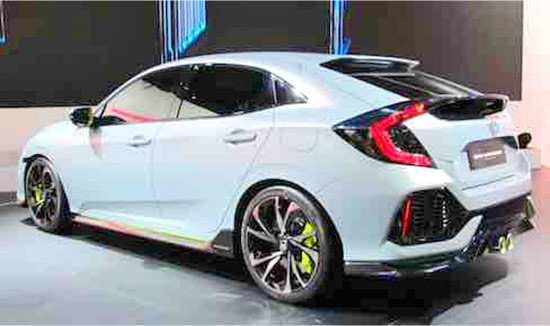 64 The 2020 Honda Civic Rumors