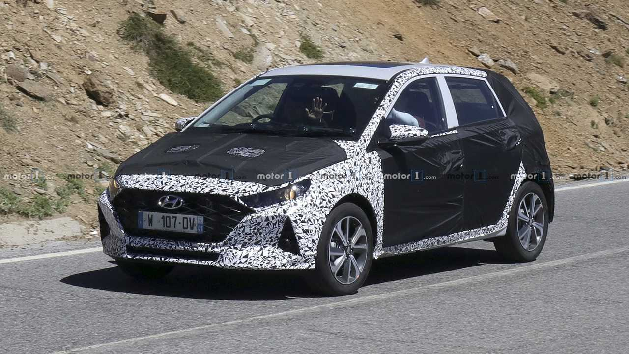64 The 2020 Hyundai I20 Research New