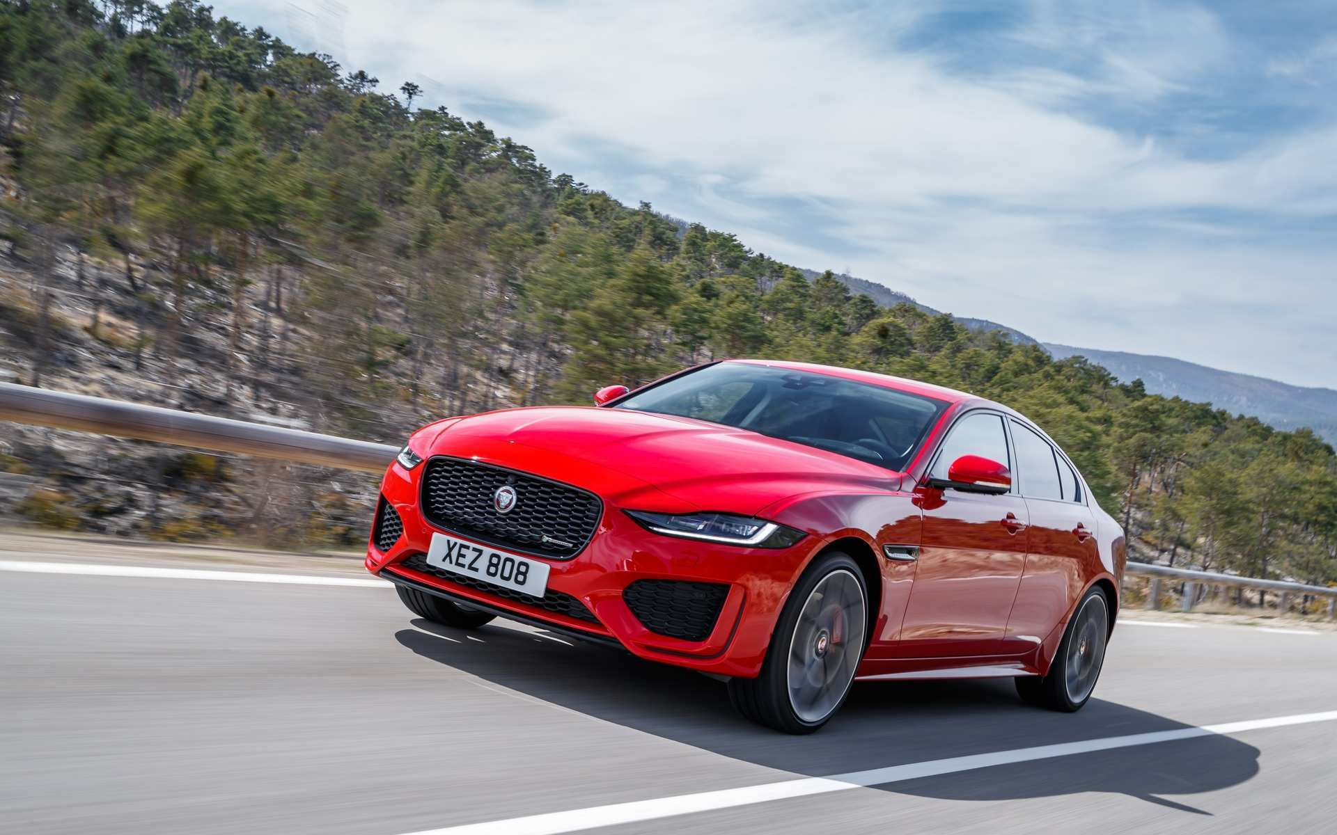 64 The 2020 Jaguar Xe Sedan New Review