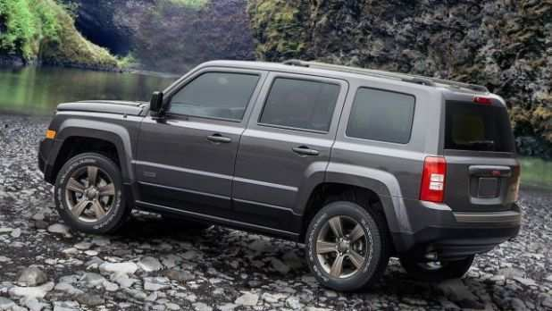 64 The 2020 Jeep Patriot New Concept