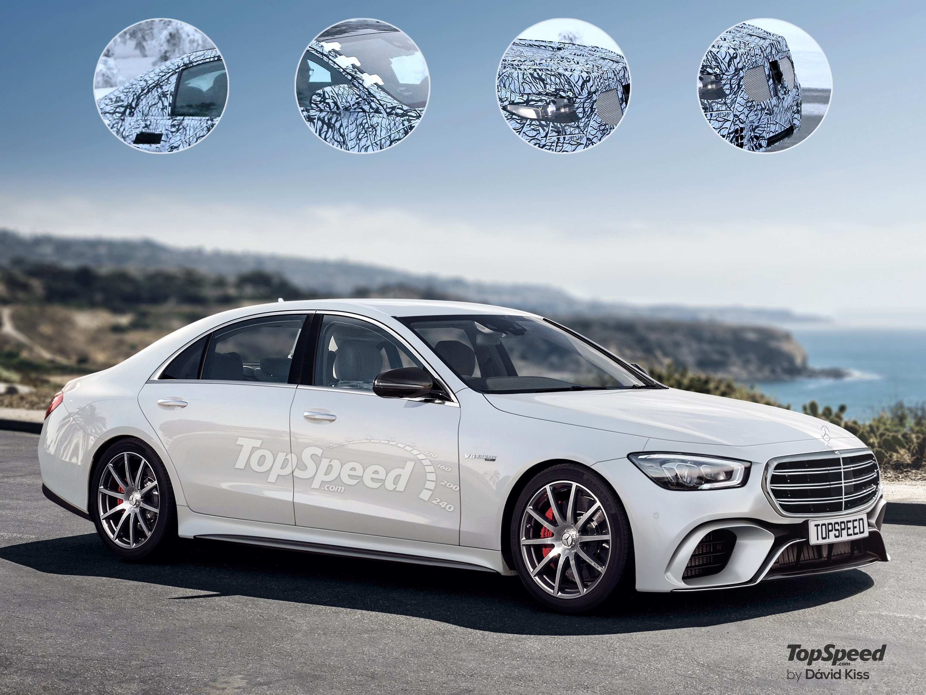 64 The 2020 Mercedes C Class History