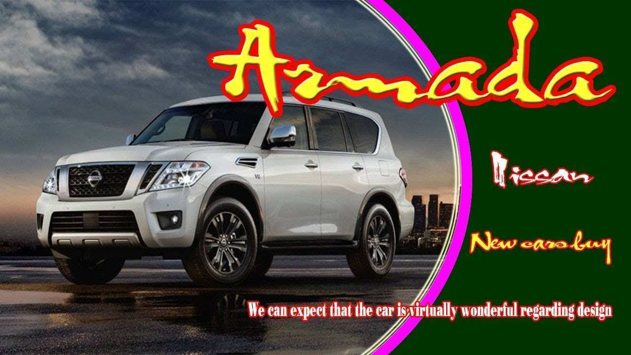 64 The 2020 Nissan Armada Redesign And Concept