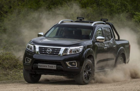 64 The 2020 Nissan Navara Spy Shoot