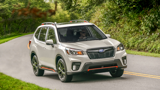 64 The 2020 Subaru Forester Redesign Wallpaper