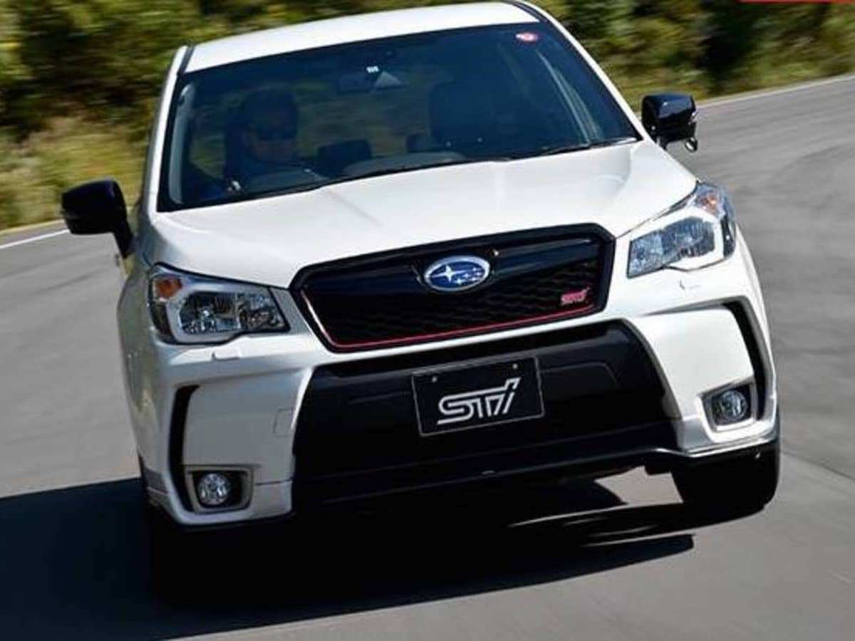 64 The 2020 Subaru Forester Turbo History