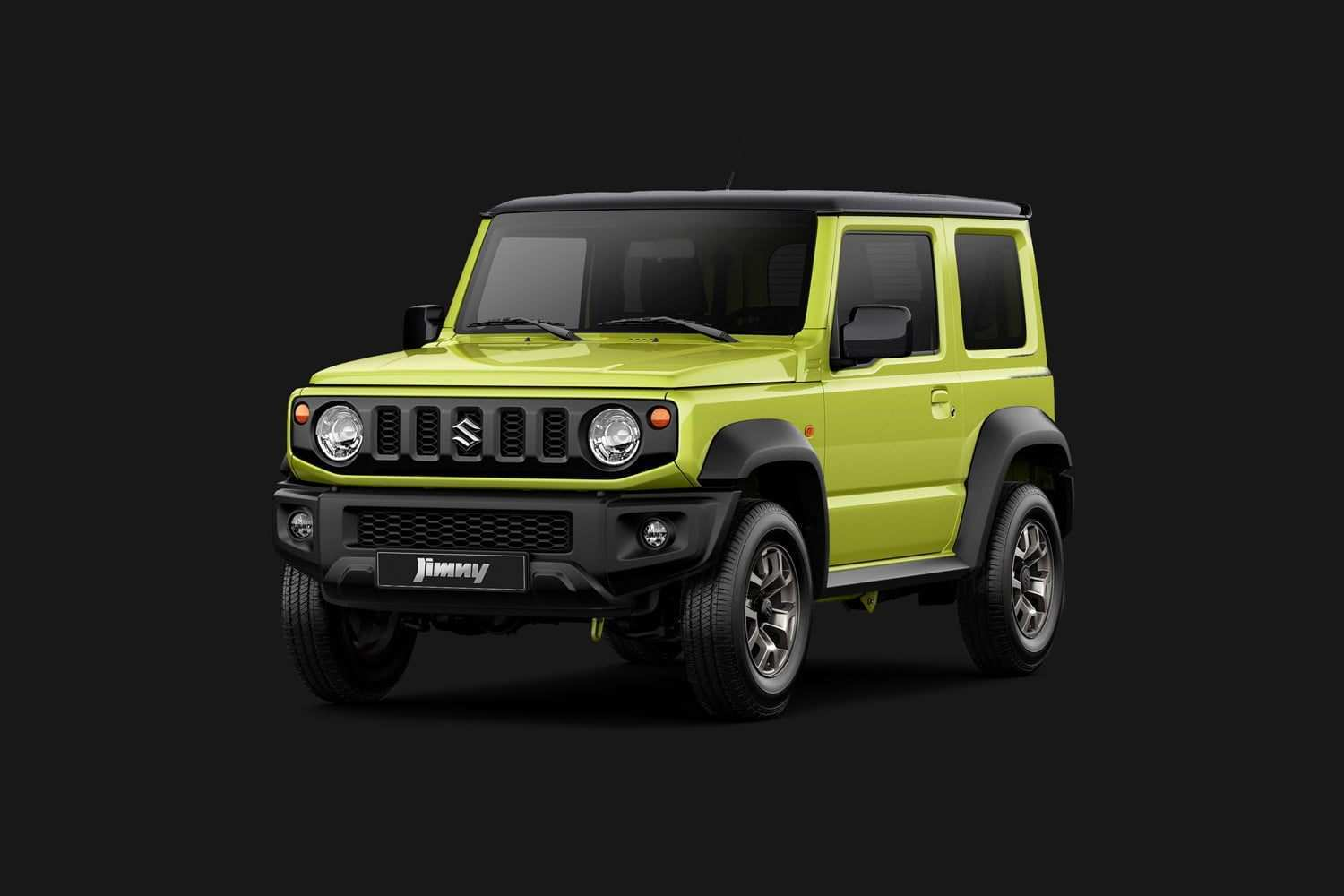 64 The 2020 Suzuki Jimny Model Pricing