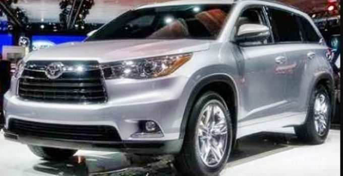 64 The 2020 Toyota Sequoia Exterior