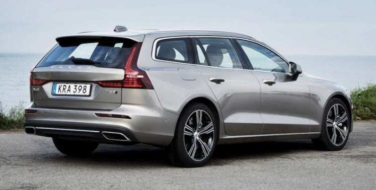64 The 2020 Volvo Xc70 Wagon Release Date