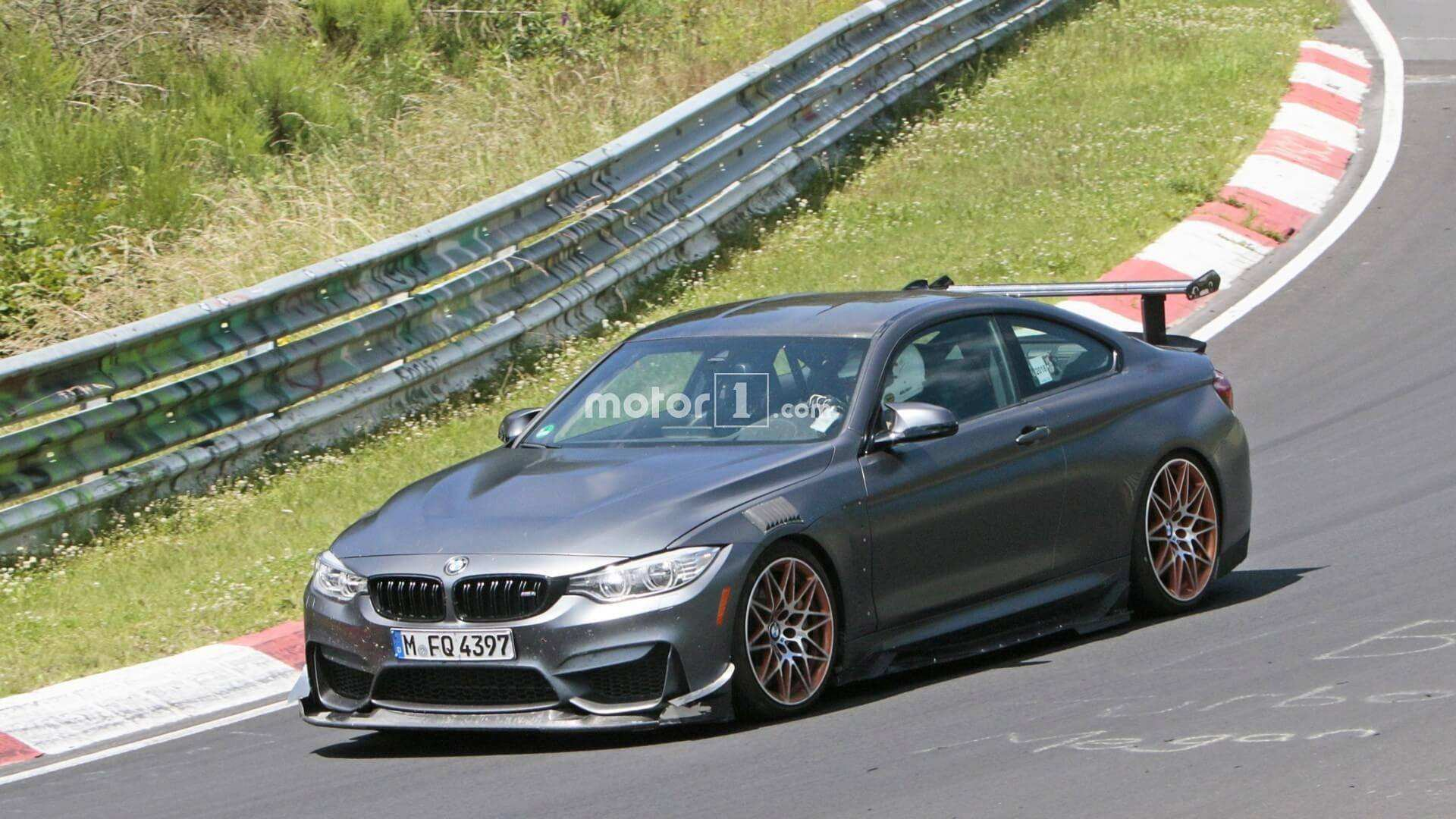64 The Best 2019 BMW M4 Gts Redesign And Concept