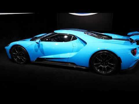 64 The Best 2019 Ford Gt Supercar Rumors