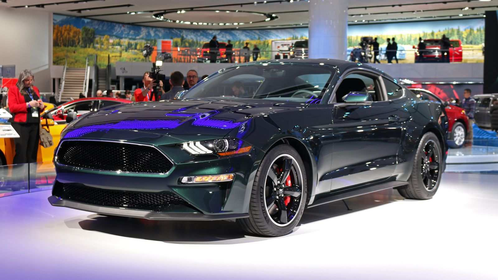 64 The Best 2019 Ford Mustang Performance