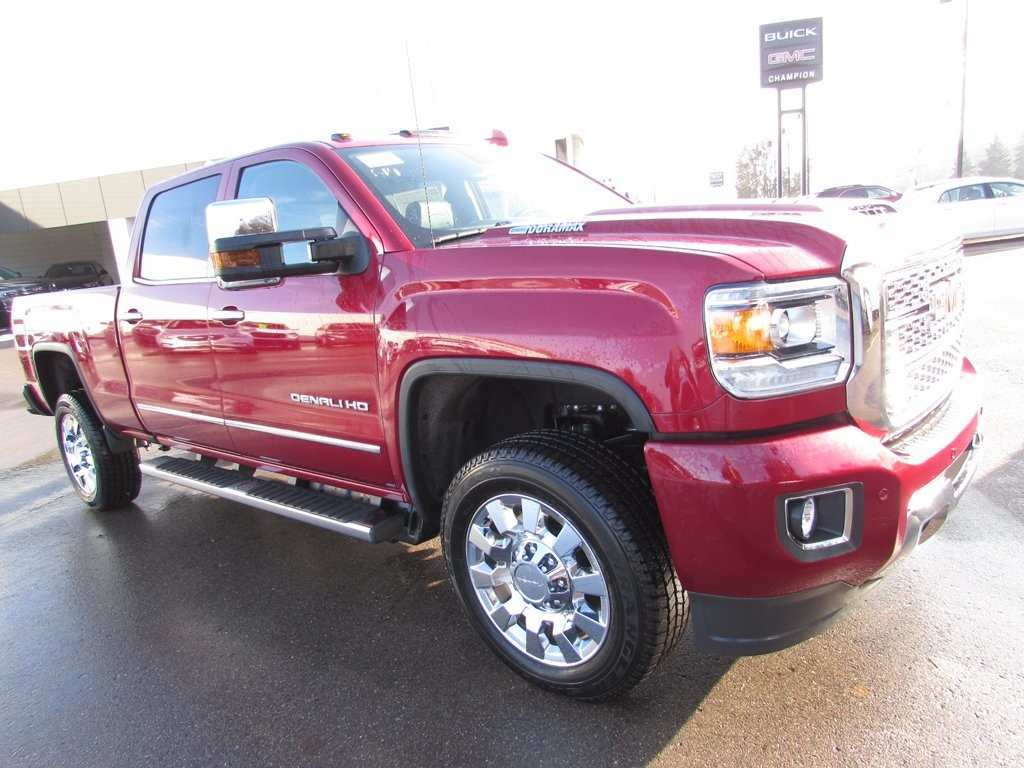 64 The Best 2019 GMC Sierra 2500Hd Price And Release Date