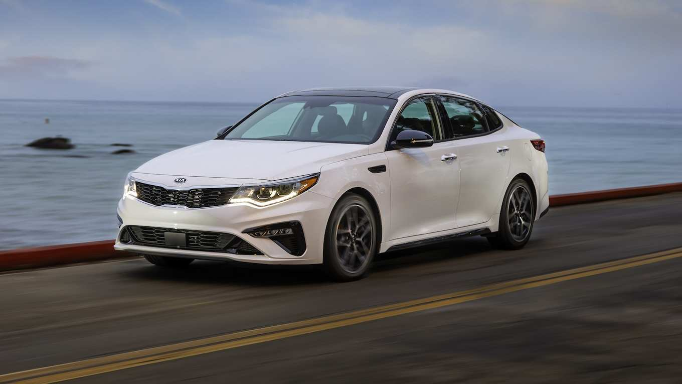 64 The Best 2019 Kia Optima Specs Review And Release Date