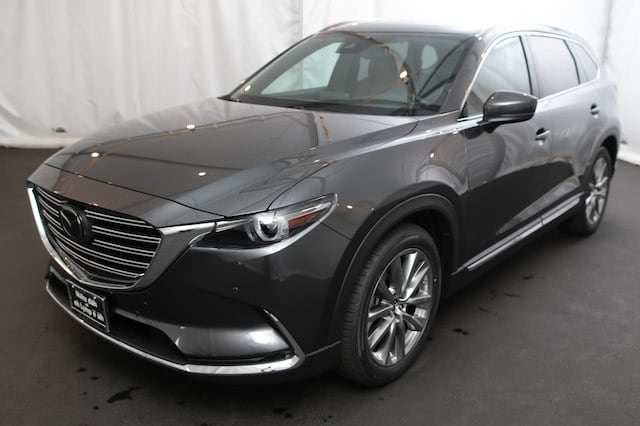 64 The Best 2019 Mazda CX 9 Spy Shoot
