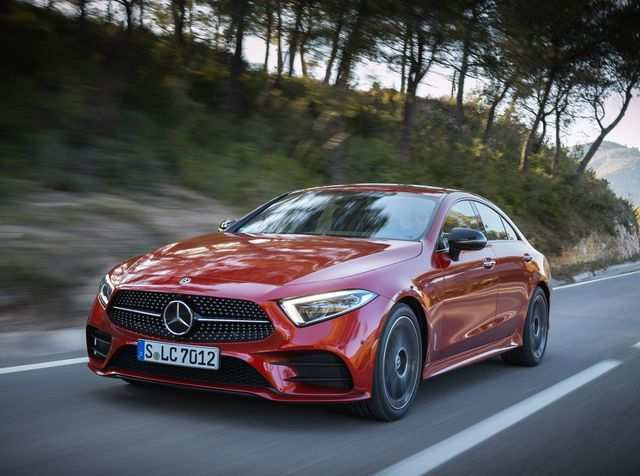 64 The Best 2019 Mercedes Cls Class Concept And Review
