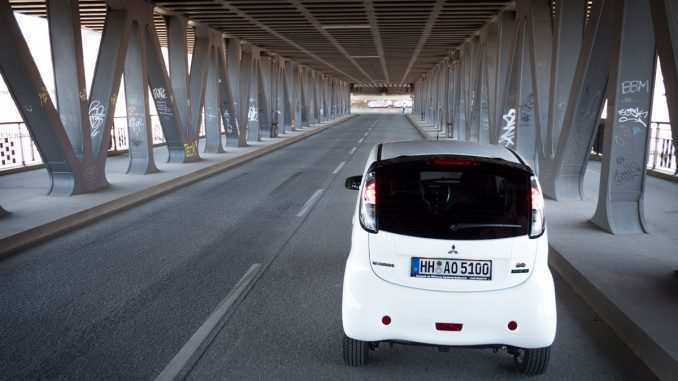 64 The Best 2019 Mitsubishi I MIEV Picture