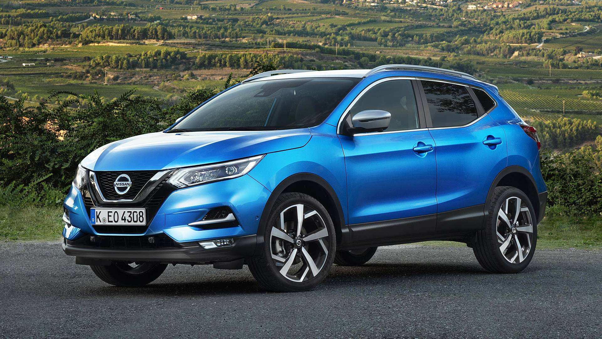 64 The Best 2019 Nissan Qashqai Concept And Review