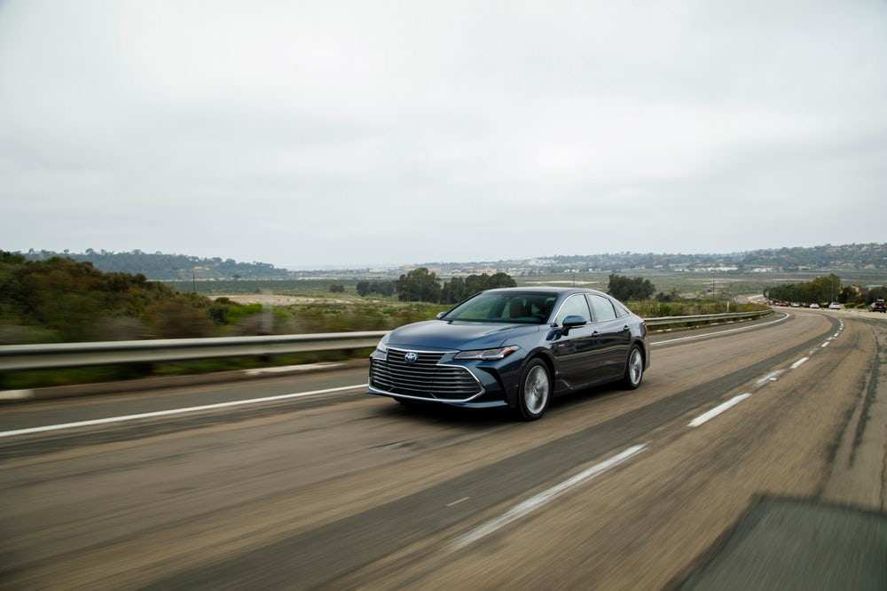 64 The Best 2019 Toyota Avalon Hybrid Pictures