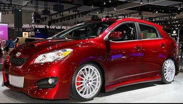64 The Best 2019 Toyota Matrix Release