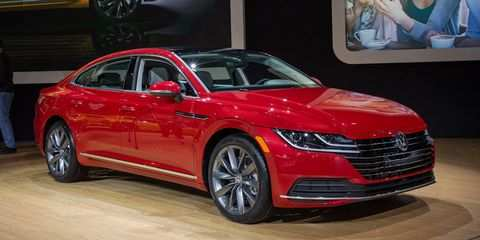 64 The Best 2019 Volkswagen Arteon Release Date Price Design And Review