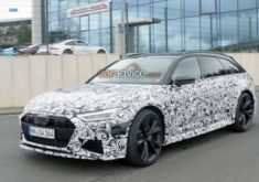 2020 Audi Rs6 Wagon