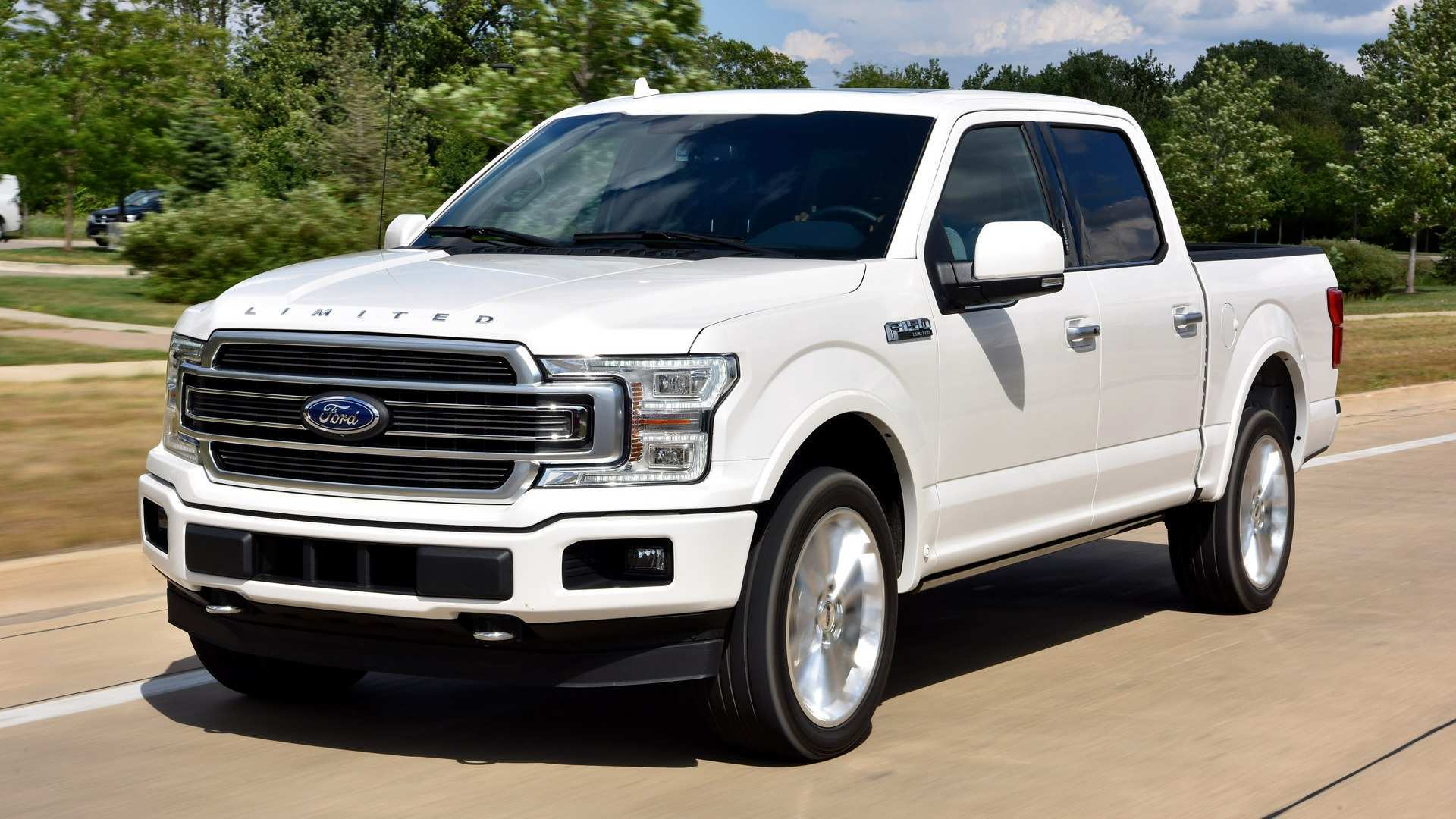 64 The Best 2020 Ford 150 Concept And Review