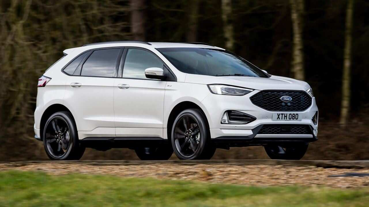 64 The Best 2020 Ford Edge Sport Speed Test