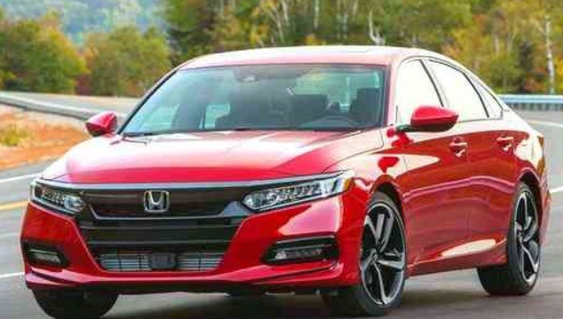 64 The Best 2020 Honda Accord Coupe Spirior Performance And New Engine