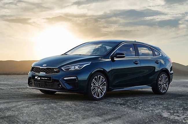 64 The Best 2020 Kia Forte Hatchback Redesign