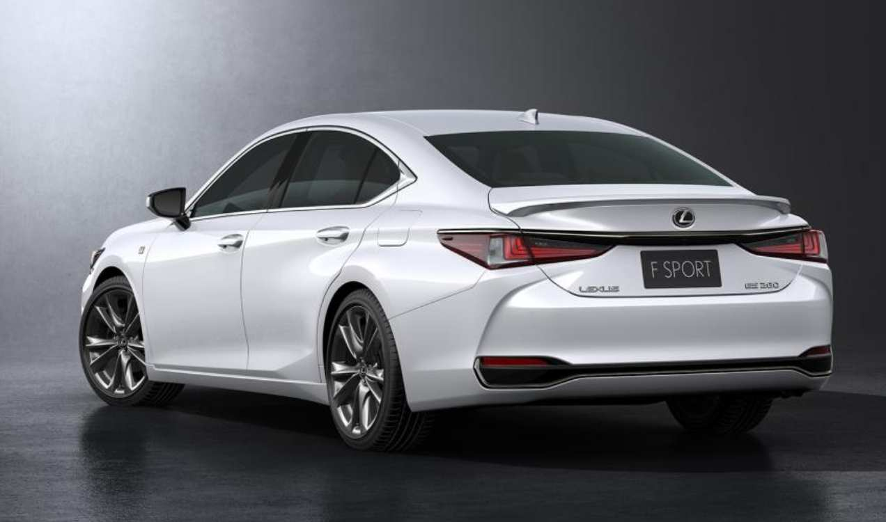 64 The Best 2020 Lexus ES 350 Interior