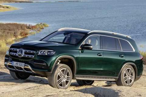 64 The Best 2020 Mercedes Gl Class Redesign