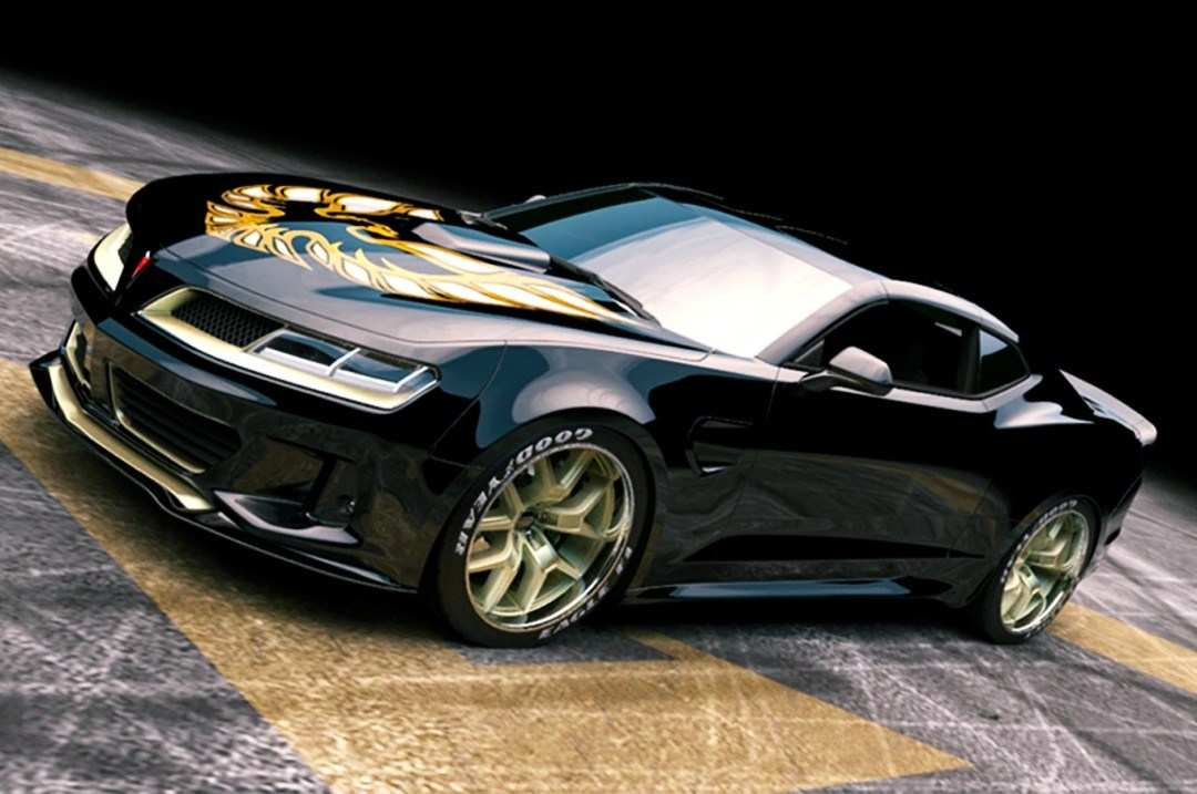 64 The Best 2020 Pontiac Trans Am Review And Release Date