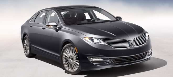 64 The Best 2020 Spy Shots Lincoln Mkz Sedan Specs