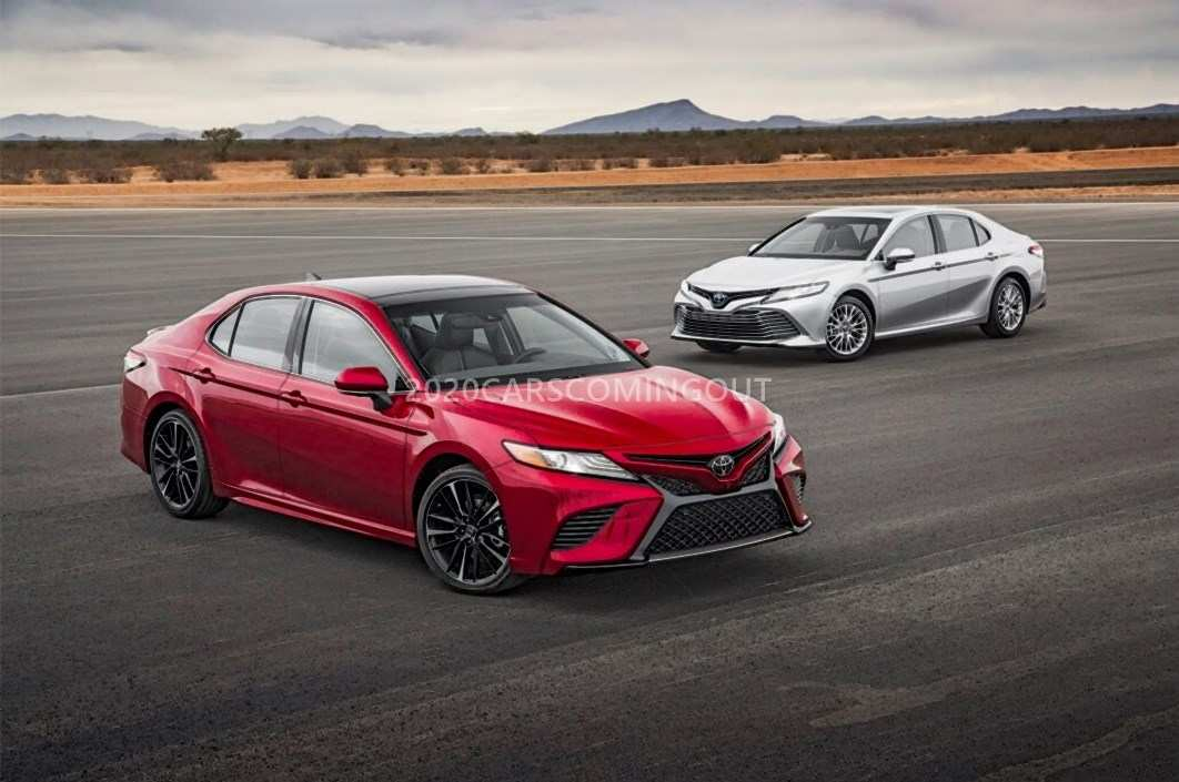 64 The Best 2020 Toyota Camry Images