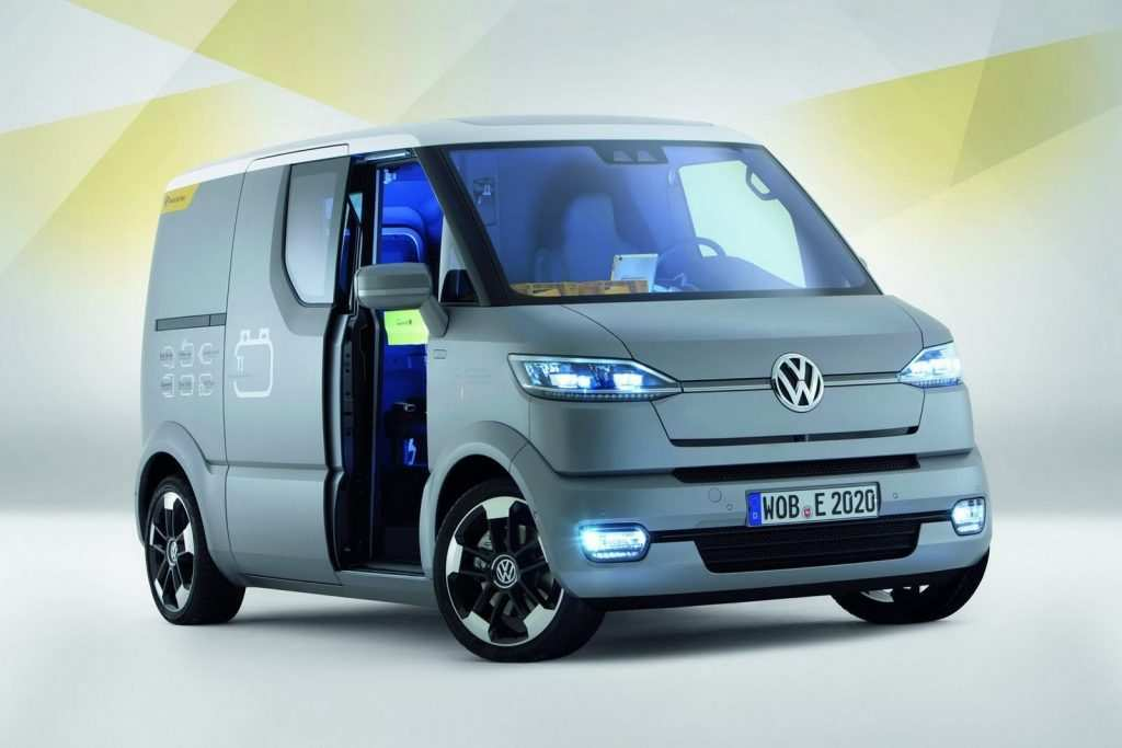 64 The Best 2020 VW Transporter Overview