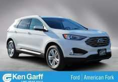Ford Edge New Design