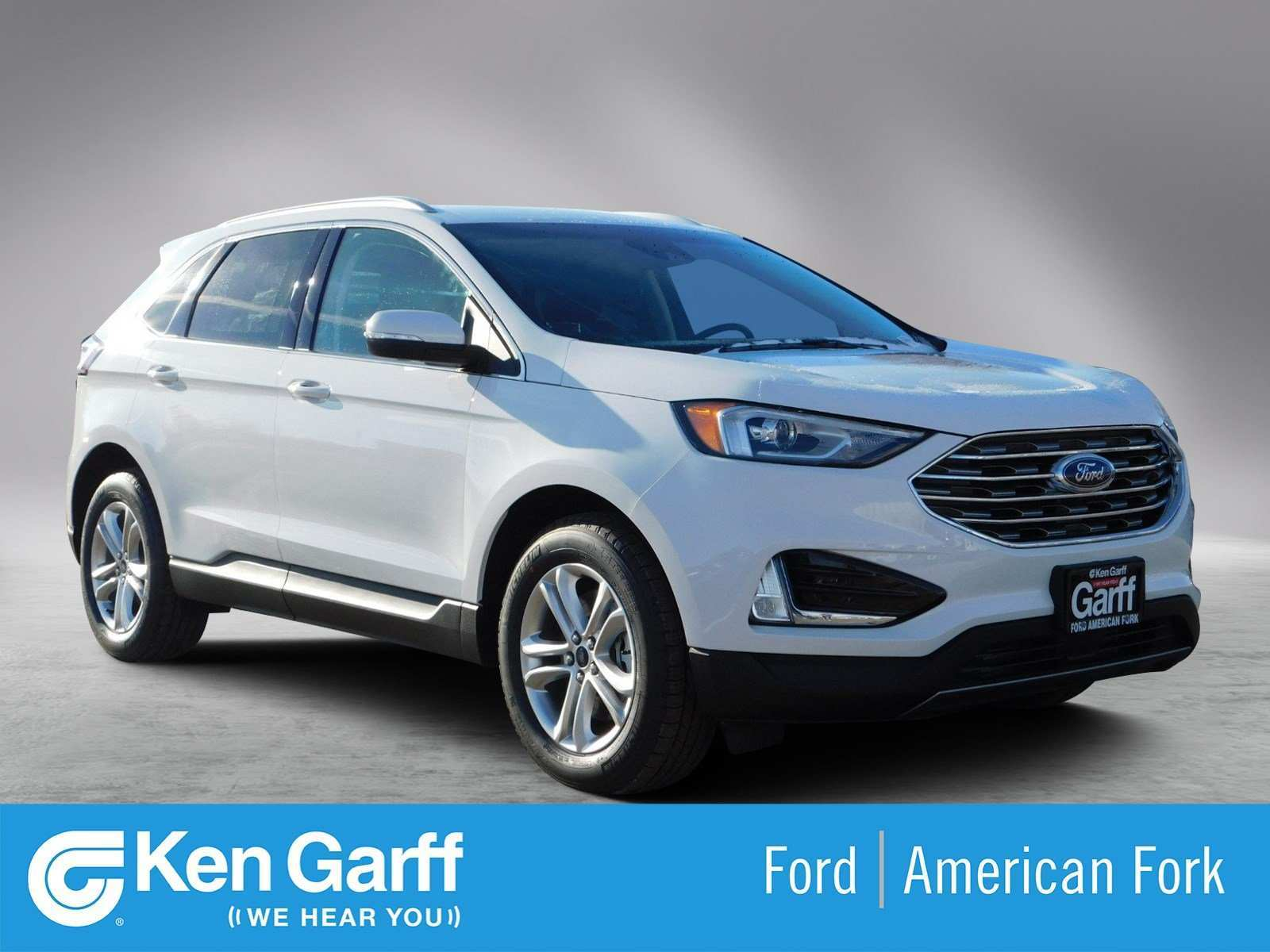 64 The Best Ford Edge New Design Price and Release date