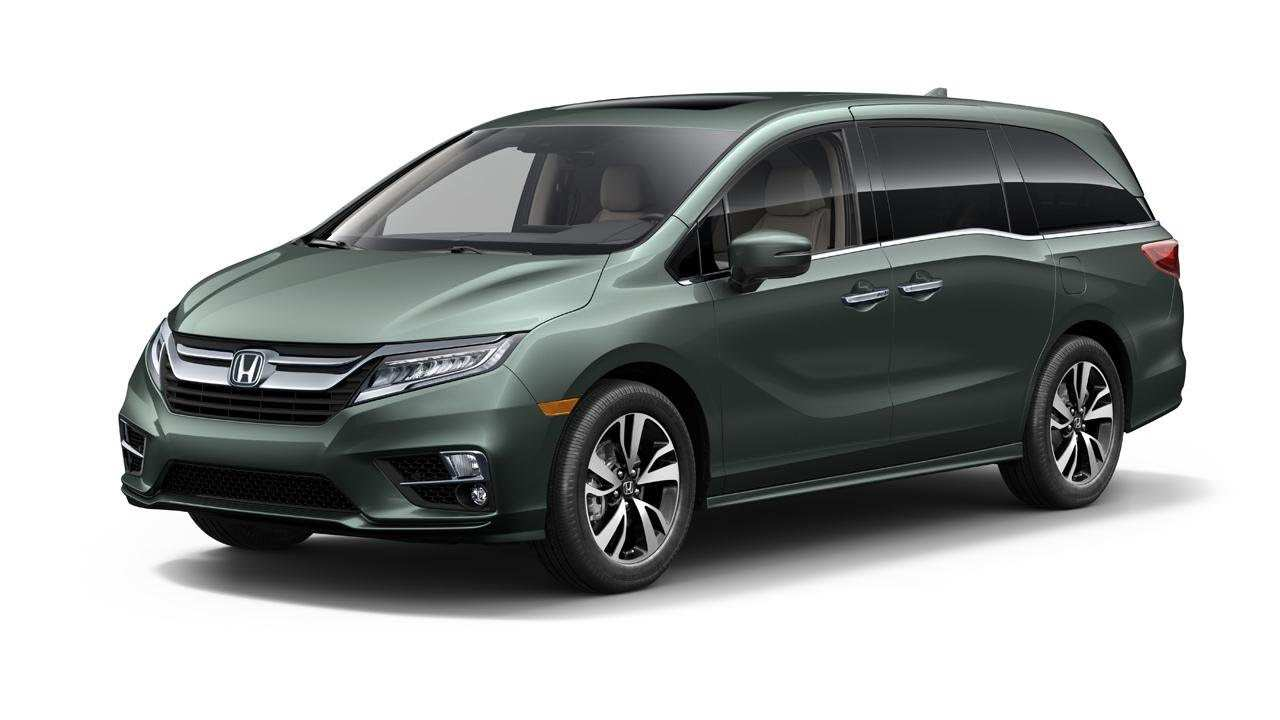 64 The Best Honda Odyssey 2020 Redesign History