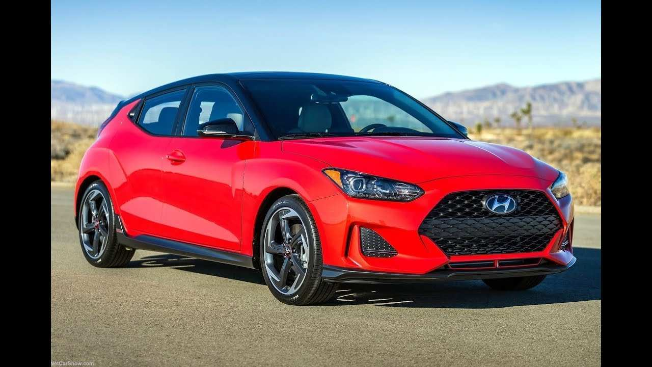 64 The Best Hyundai Veloster 2020 Specs