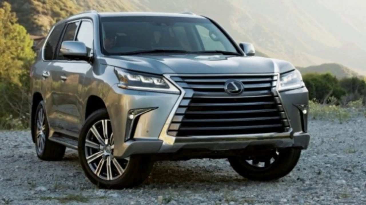 64 The Best Lexus Gx 2019 Spy Review And Release Date