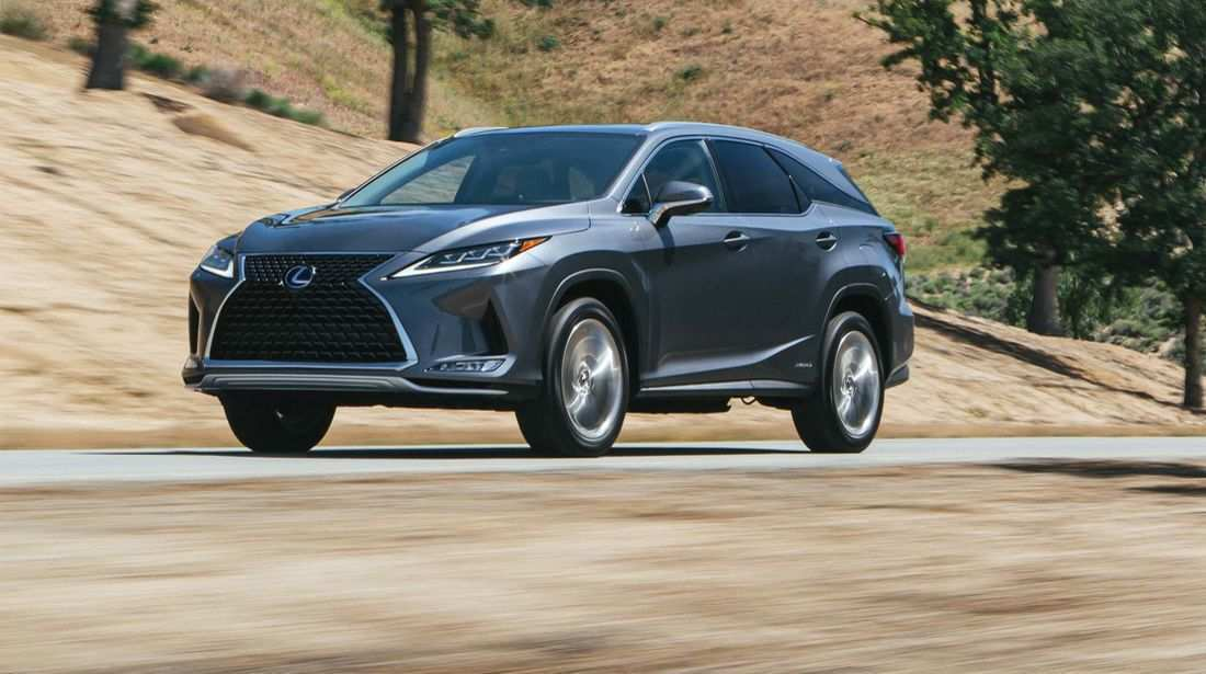 64 The Best Lexus Rx Facelift 2019 Ratings