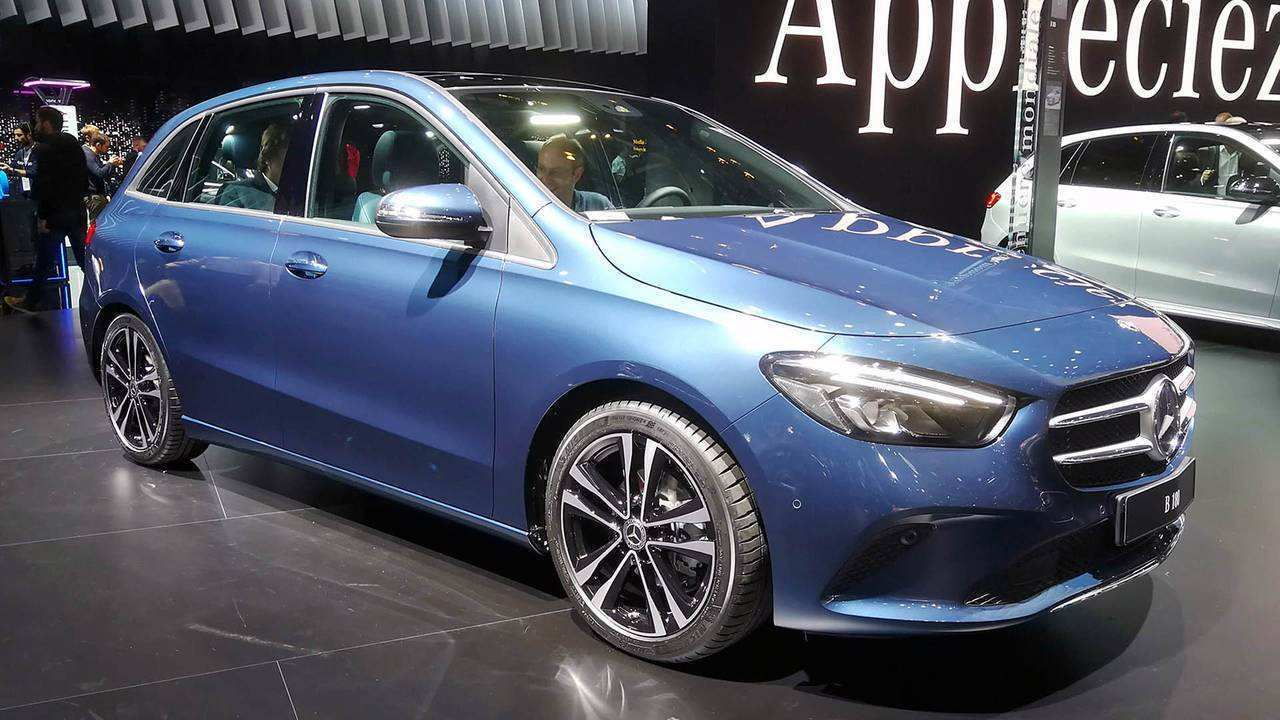 64 The Best Mercedes 2019 B Class Images