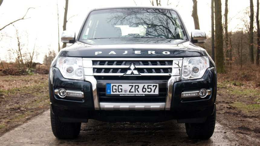 64 The Best Mitsubishi Pajero Price Design And Review