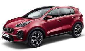 64 The Best New Kia Sportage 2020 Youtube Photos
