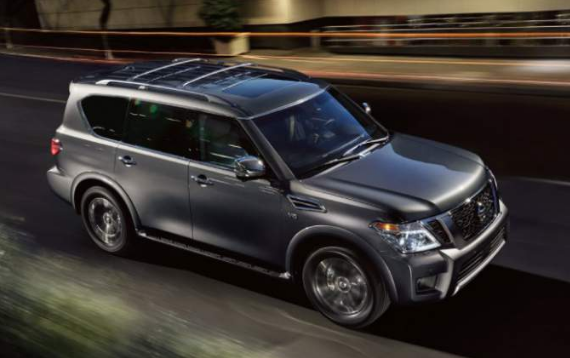 64 The Best Nissan Armada 2020 Release Date