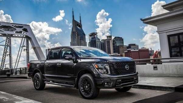 64 The Best Nissan Titan 2020 Redesign