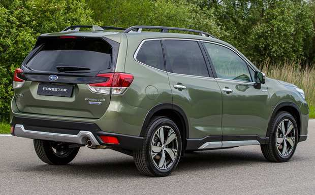 64 The Best Subaru Forester 2019 Hybrid Exterior