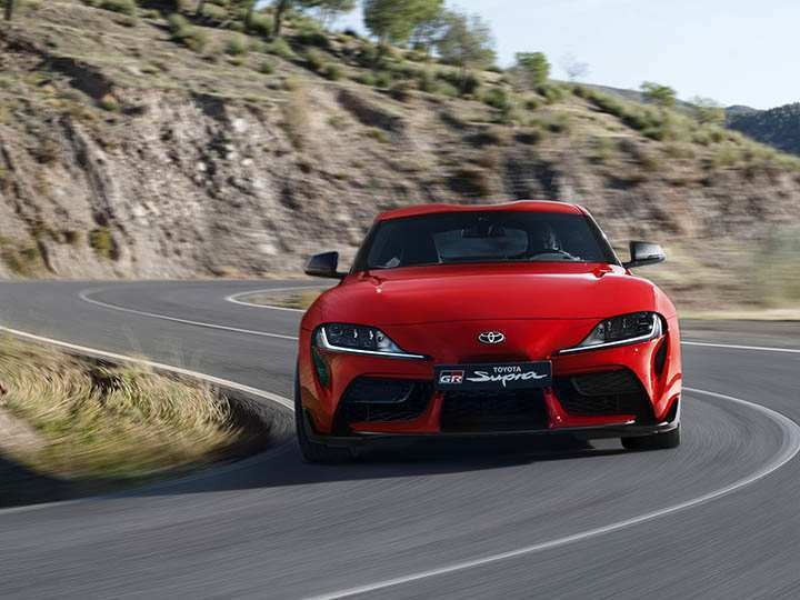 64 The Best Toyota Supra 2019 Redesign And Concept
